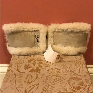 Ugg Fur Head Warmer